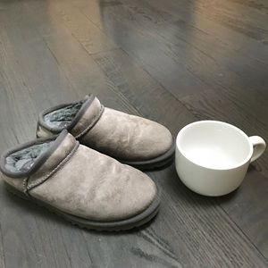UGG Classic Grey Slippers